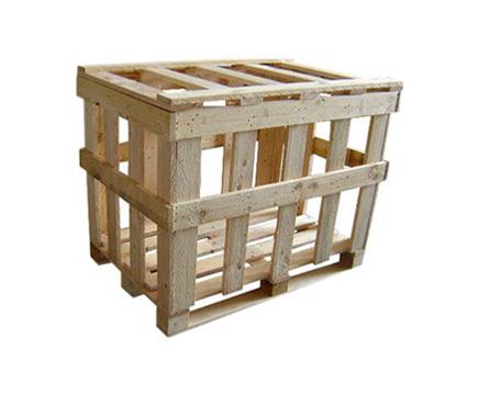 Gabbie di legno