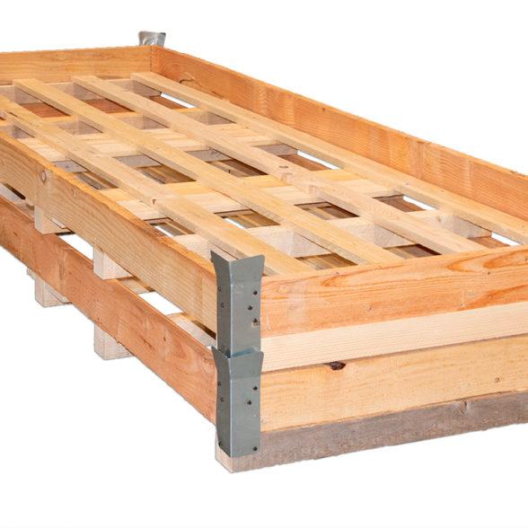 Vassoio in legno 1via