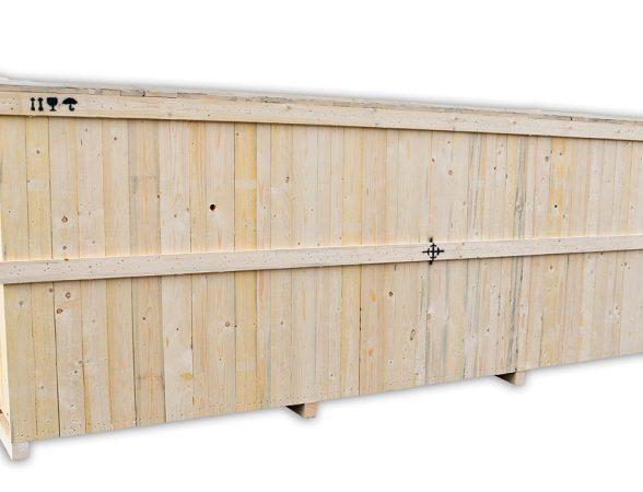 Quanto durano le casse in legno per gli imballaggi?