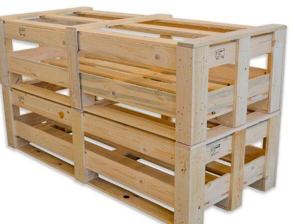 Imballaggi aziendali: è meglio usare una cassa in legno o una gabbia in legno?